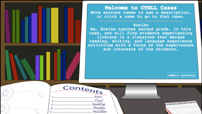 ctell list of literacy cases